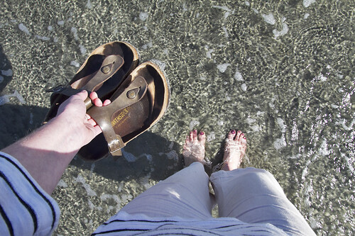 barefoot & fancy free