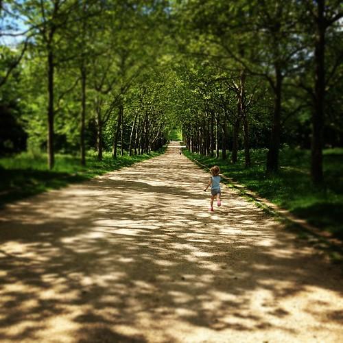 в Parc de Sceaux