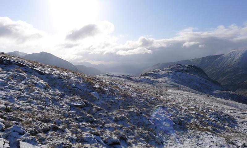 Early morning over Loch Monar