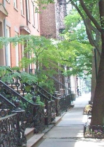 West Village Street