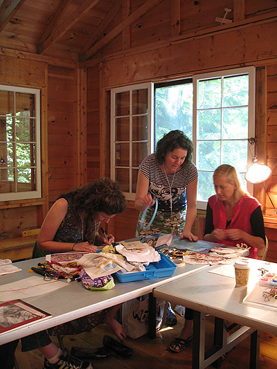 Rebecca Ringquist, Squam Art Workshops