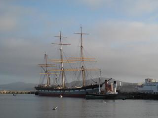 San Francisco Maritime National Historical Park - California