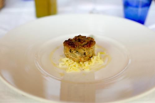 Antichi Sapori with chef Pietro Zito, Montegrosso, Puglia, Italy