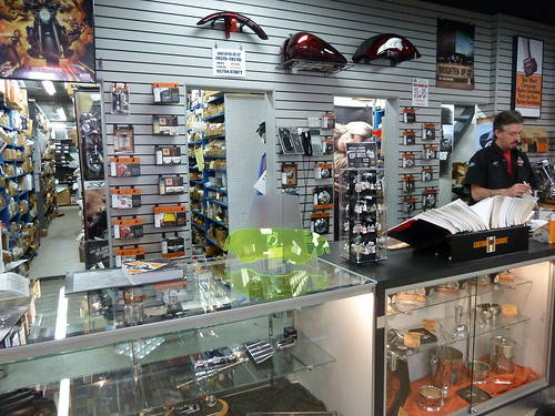 Precision Harley-Davidson of Pawtucket, RI & SteelHorseShades.Com