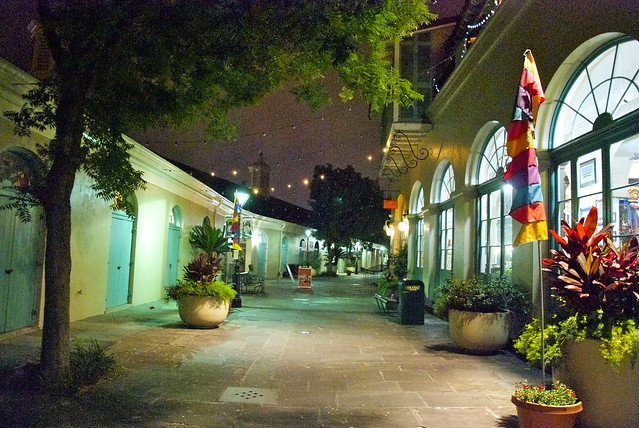 New Orleans 'ol Slave Market