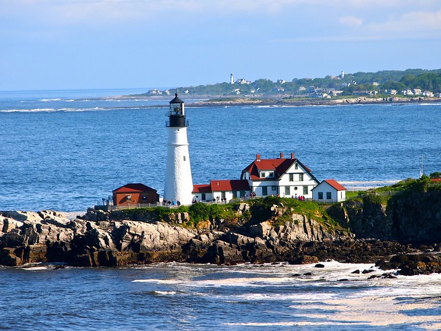 Portland Head Light,