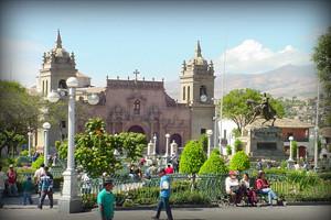 plaza-de-armas-ayacucho-peru