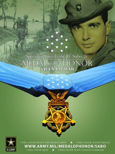 Vietnam hero to receive Medal of Honor posthumously