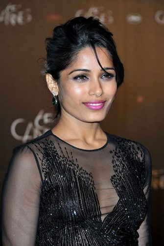 Freida Pinto @ opening night dinner for the 65th Annual Cannes Film Festival 3