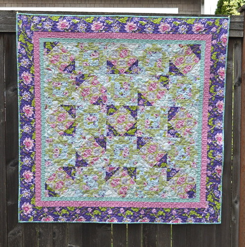 spring promise quilt
