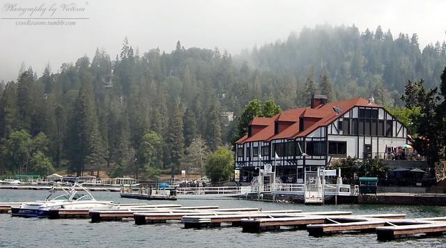 Lake Arrowhead Sports Grill Restaurant Impossible