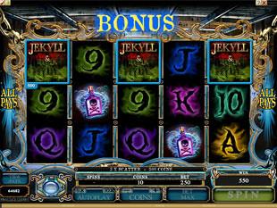 Jekyll and Hyde Bonus Feature
