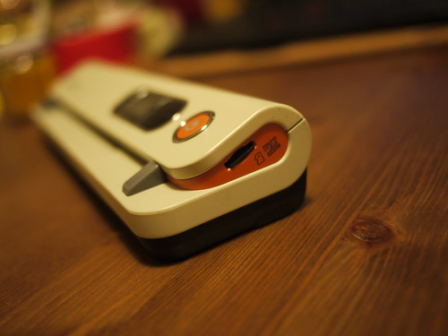 MicroSD Powered