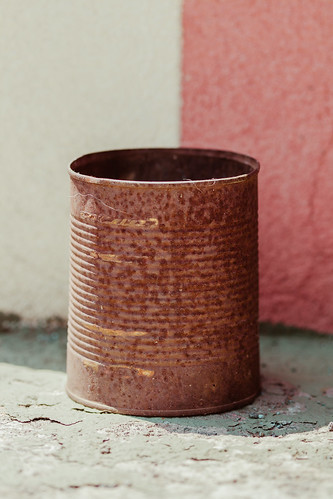 Rusty Can by Davide Restivo