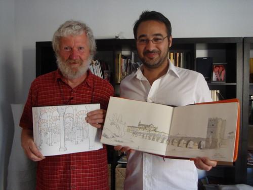Gerard Michel y yo