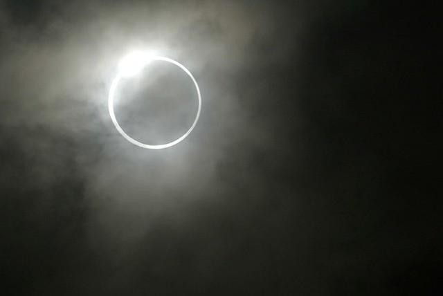 ライター武者撮影2012年5月21日(月)金環日食写真ギャラリー05 : 画像アップロード