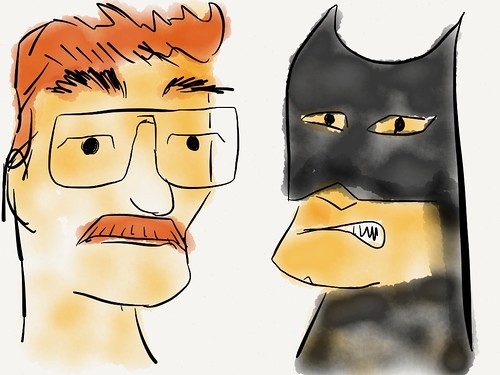 Jim and Batz