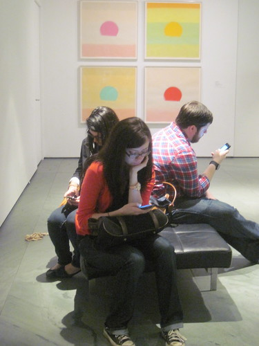 Device Users at Moma