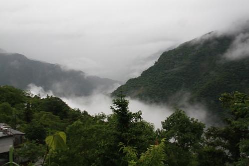 阿禮:雲端的部落。
