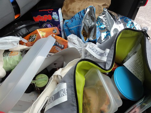 Picnic in the boot
