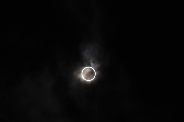 Solar Eclipse May 21 2012