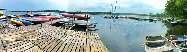 Wingra Boats Panorama