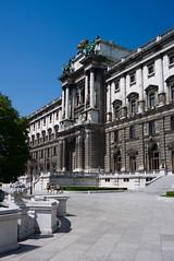 Burggarten Hofburg