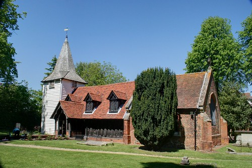Greensted Church