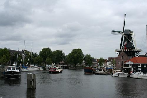 2010.07.15.134 - HAARLEM - Koudenhorn - Molen 'De Adriaan'