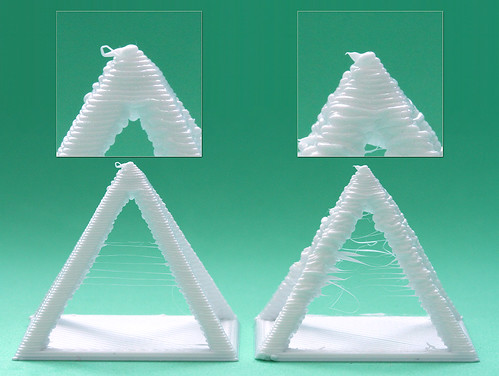 Hollow Calibration Pyramids
