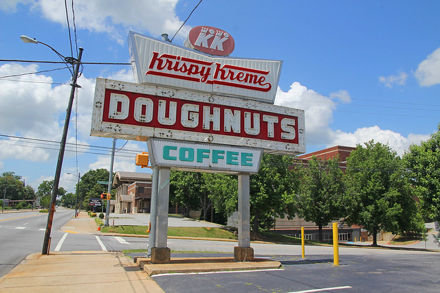 Find the closest Krispy Kreme in your area. Krispy Kreme may have multiple locations within El Paso, TX. It is a good idea to call before you leave. Look through our site or your local newspaper to find Krispy Kreme Coupons.