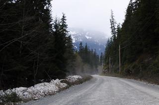 Salmon river road