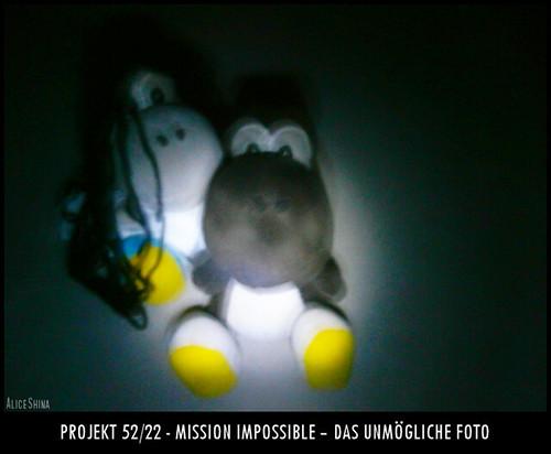 Projekt 52/22 - Mission Impossible – Das unmögliche Foto