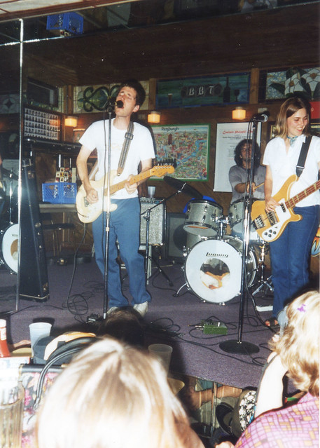 Guv'ner, Pittsburgh PA at Bloomfield Bridge Tavern, 1996 - 1