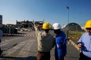 Terremoto in Emilia Romagna, le immagini da Mirandola