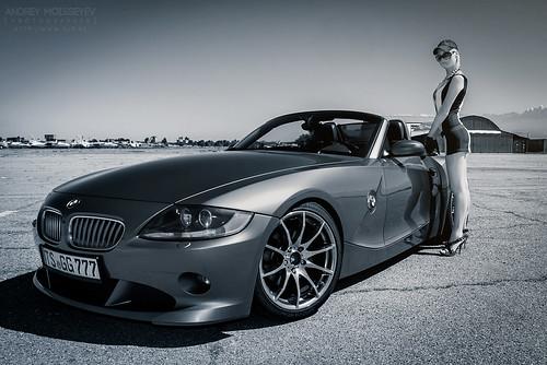 BMW Z4 by Andrey Moisseyev