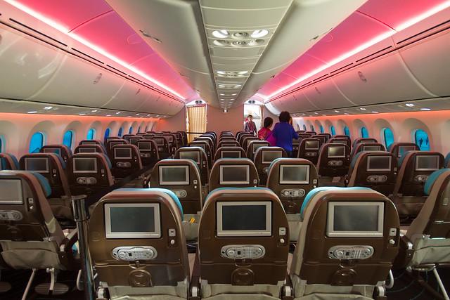 Boeing 787-8 Dreamline...
