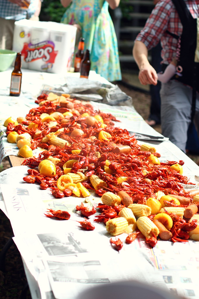 Crawfish Boil '12