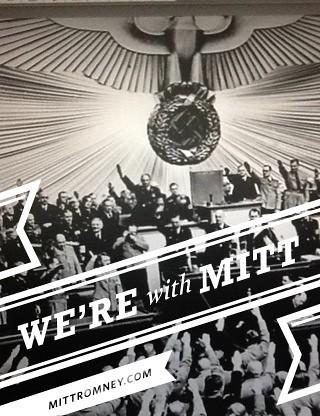WE'RE WITH MITT!