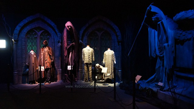 HARRY POTTER THE EXHIBITION - ArtScience Museum, Singapore (80)