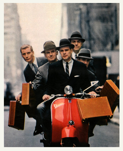 Execs Prefer Vespas by paul.malon