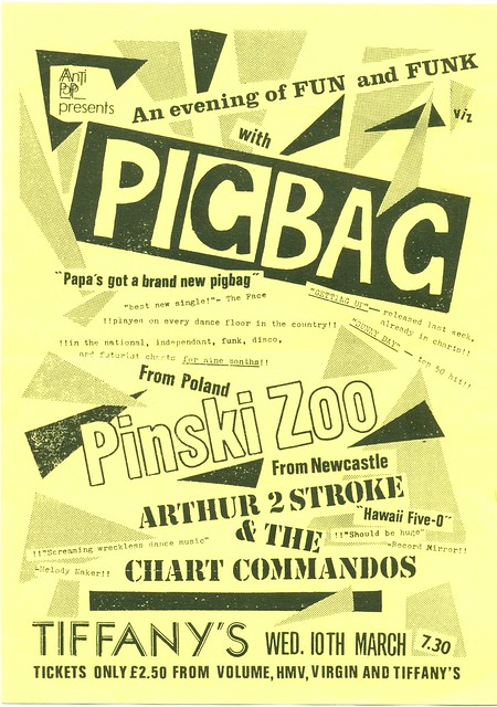 PigBag, Pinski Zoo at Tiffanys