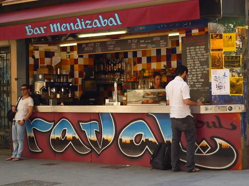 Bar Mendizabal - Raval