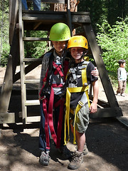 Home School Family Camp May 2012-16
