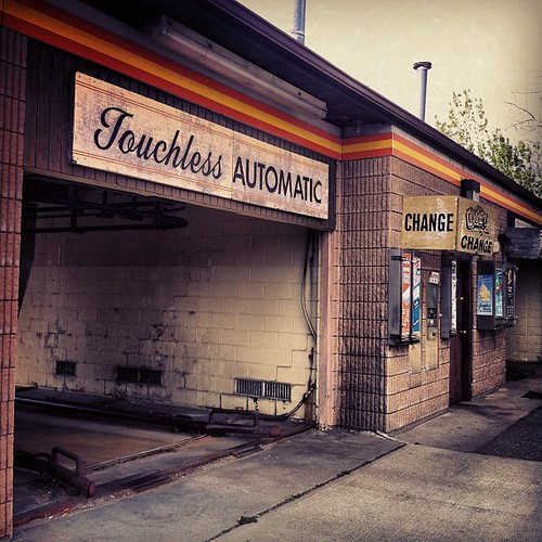 Carwash is out of business. by BuzzFarmers