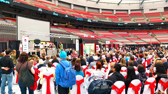 EAT! Vancouver Food + Cooking Festival | BC Place Stadium