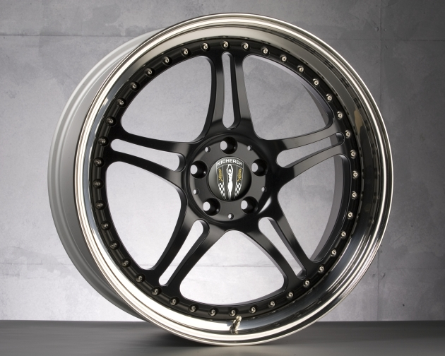 The limited KICHERER RS-1 Forged wheel