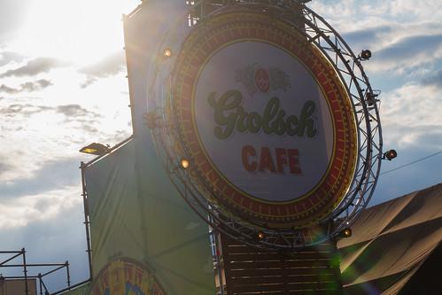Gers Pardoel De Lantaarn mashup foto - Sunflare @ 7th Sunday Festival