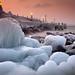 Frozen landscape by Sylvain MAYER