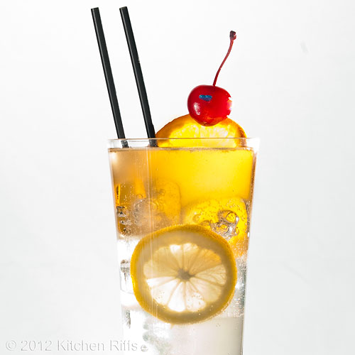Kitchen Riffs: Tom Collins Cocktail